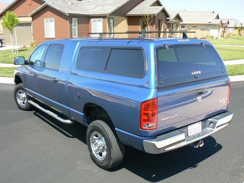 Leer Truck Cap Parts >> Leer Truck Caps 100XR | Niagara TRUCK 'n' Stuff