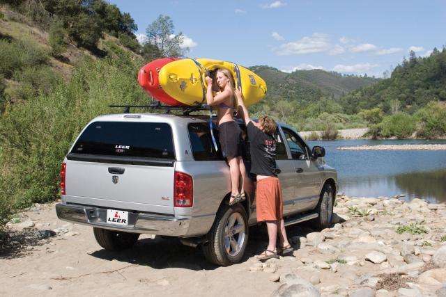 Leer Truck Caps 100xq Niagara Truck N Stuff