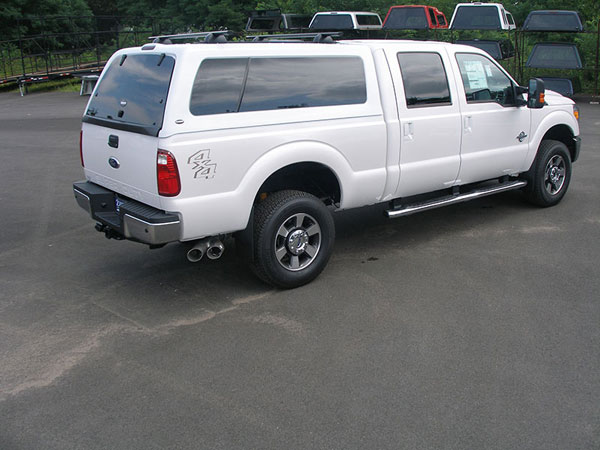 Ranch premier truck cap